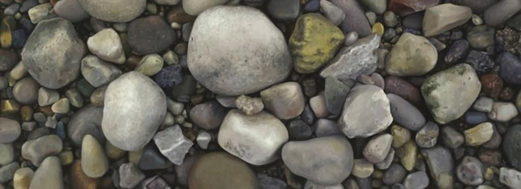 Cuadros pinturas oleos pinturas hiperrealistas de for Pintura de piedras