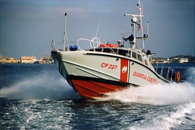 La Guardia Costiera a Euroma 2
