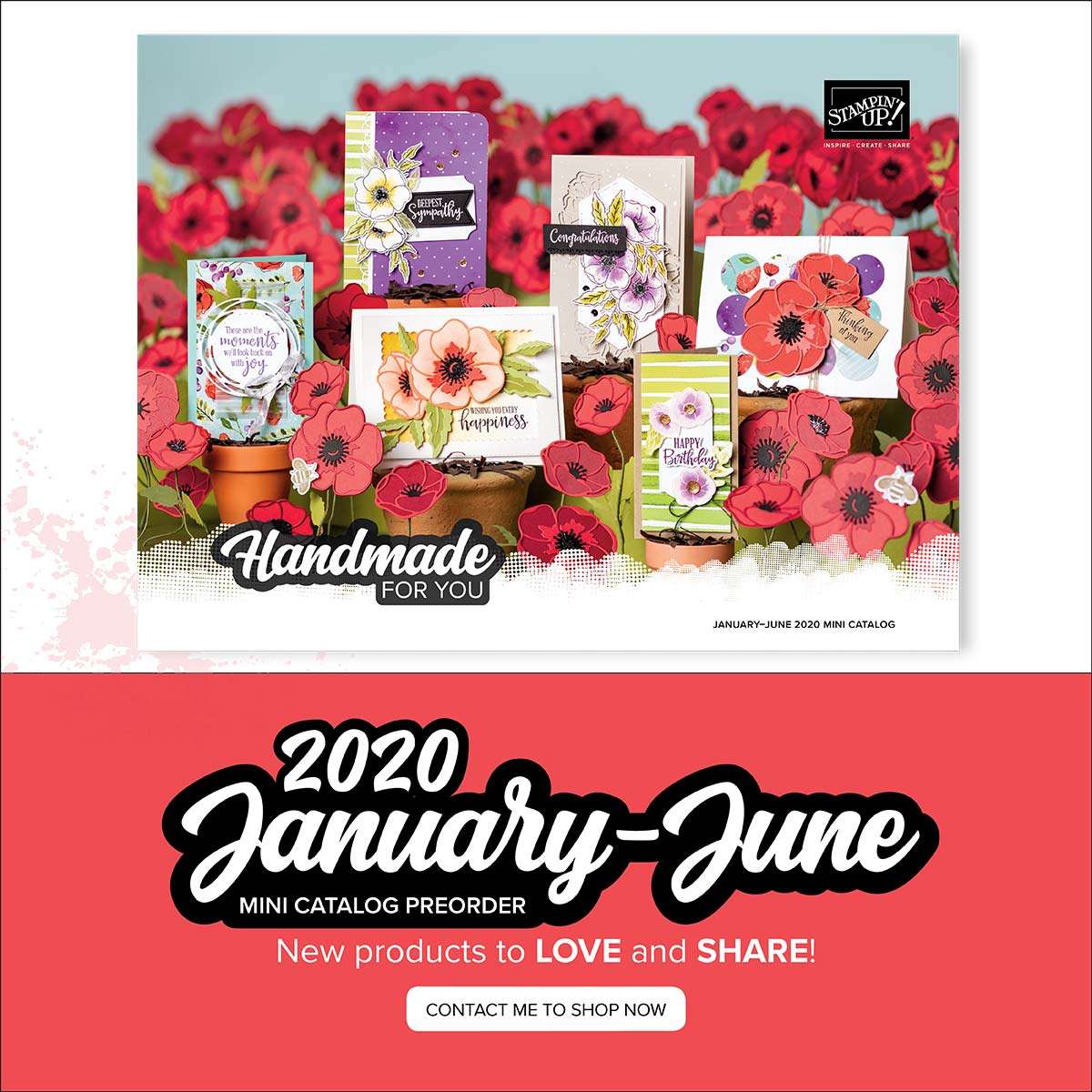 2020 Mini Catalogue