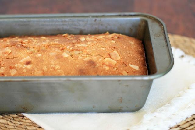 Gluten-Free Coconut Pound Cake | Girl Cooks World
