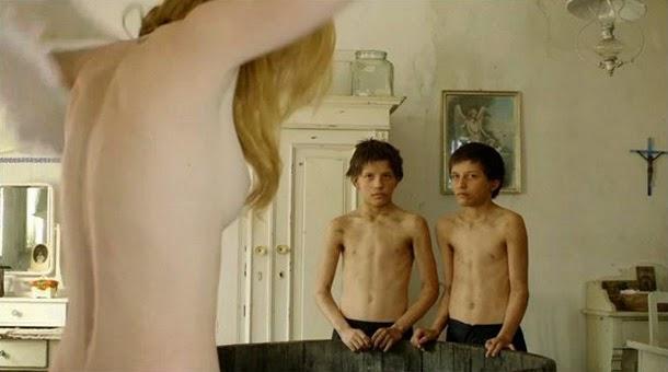 """Escena de sexo en """"El Gran Cuaderno"""" (SEFF2013)"""