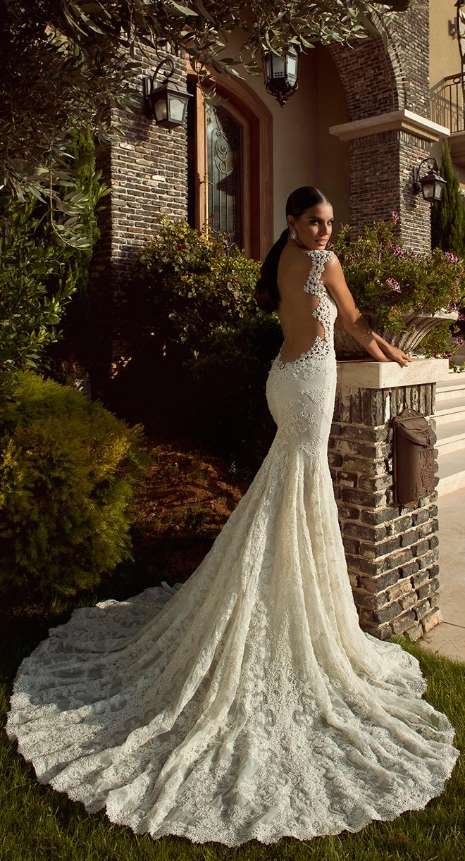 Bộ sưu tập váy cưới, áo cưới đẹp năm 2014