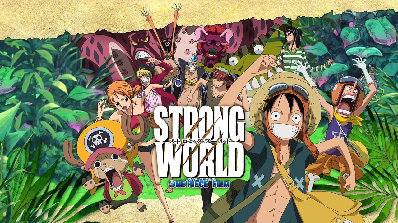 One Piece The Movie 10 Strong World Subtitle Indonesia