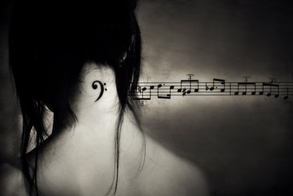 If in the after life there is not music, we will have to import it.