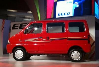 Maruti Suzuki Eeco School Van