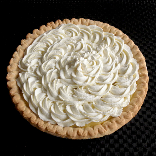 Food Pusher: Easy Peasy Banana Cream Pie