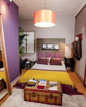 Decoracion styles modernos dormitorios estilo retro pop for Decoracion retro pop