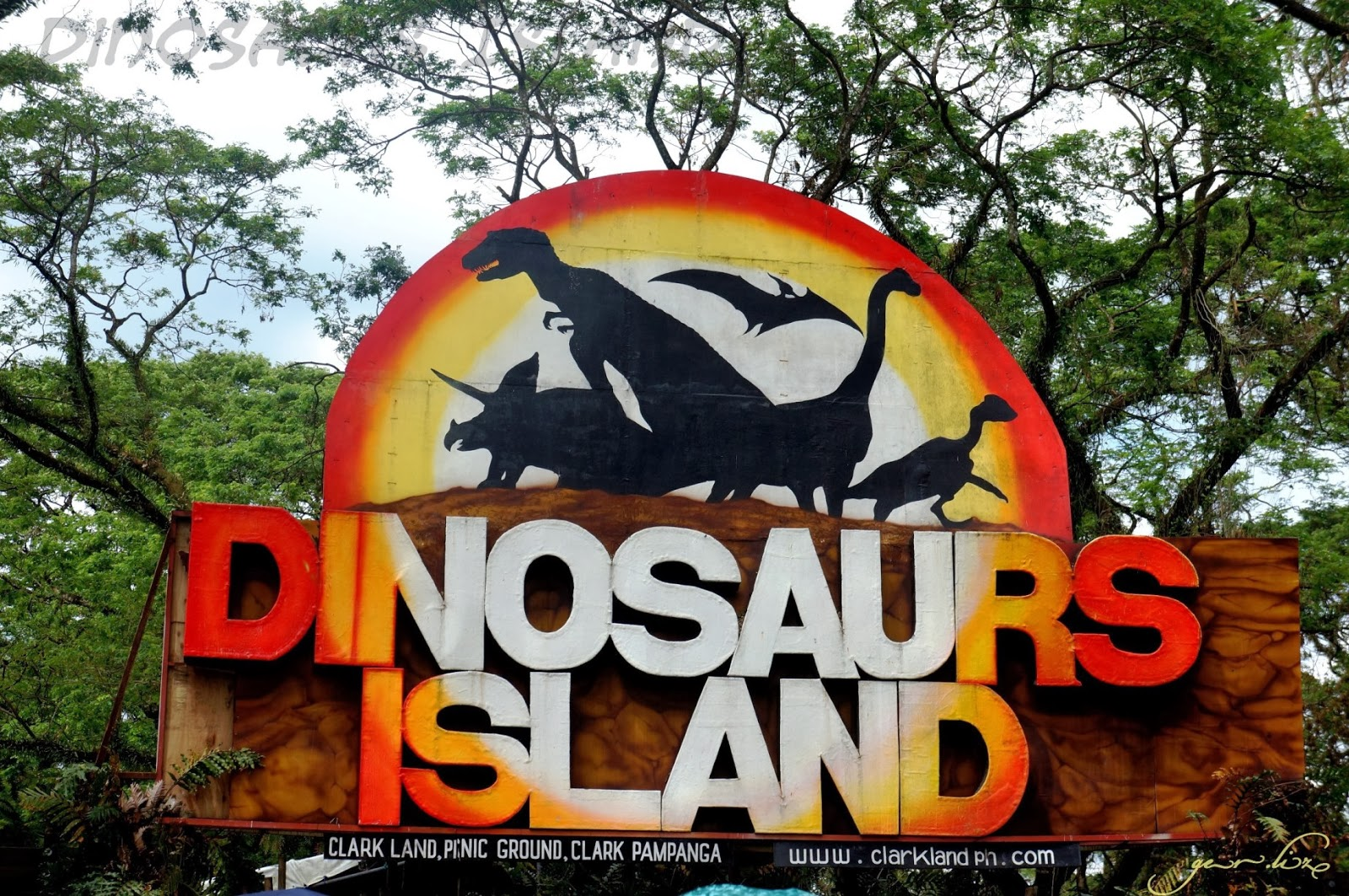 """Dinosaurs Island: A fun-filled trip to the """"land before ..."""