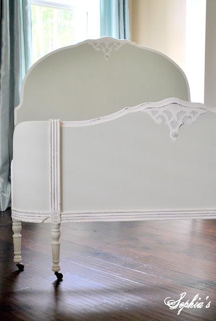 An Antique Bed