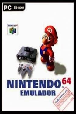 Capa Emulador de Nintendo 64 + 3042 Roms Torrent