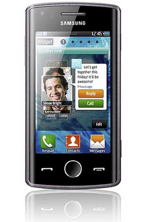 Samsung Wave 578 Spesifikasi Harga