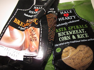 Hale & Hearty sin gluten