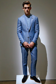 Gieves & Hawkes, Savile Row, LCM, London Collections, Spring 2015, Suits and Shirts,