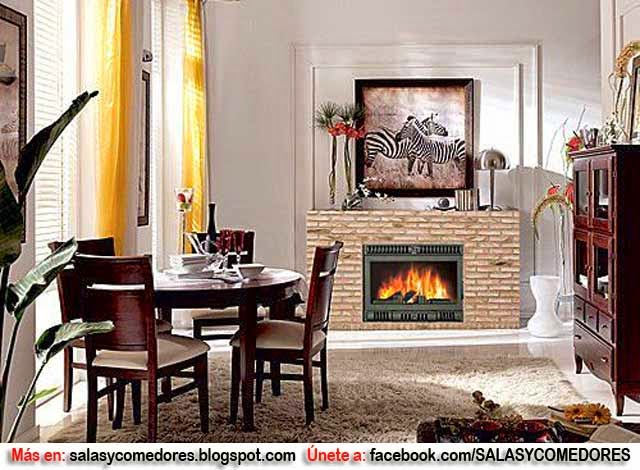 The gallery for juegos de comedor modernos - Decoracion de chimeneas ...