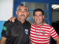 Valdi Salles e o Delegado Dr.  Edijan, Delegado de Jatauba