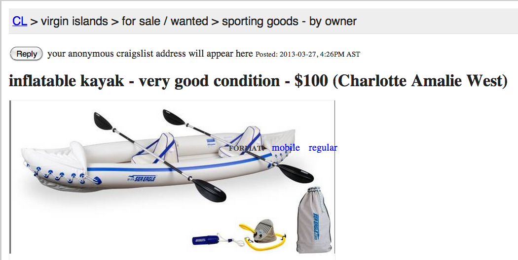 www craigslist com virgin islands