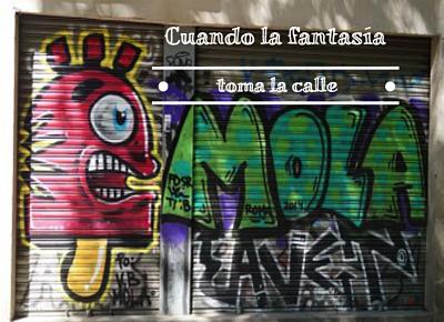 Fantasía Street Art