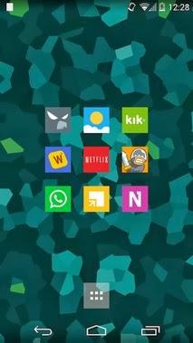 Minimal UI Go Apex Nova Theme Apk Android