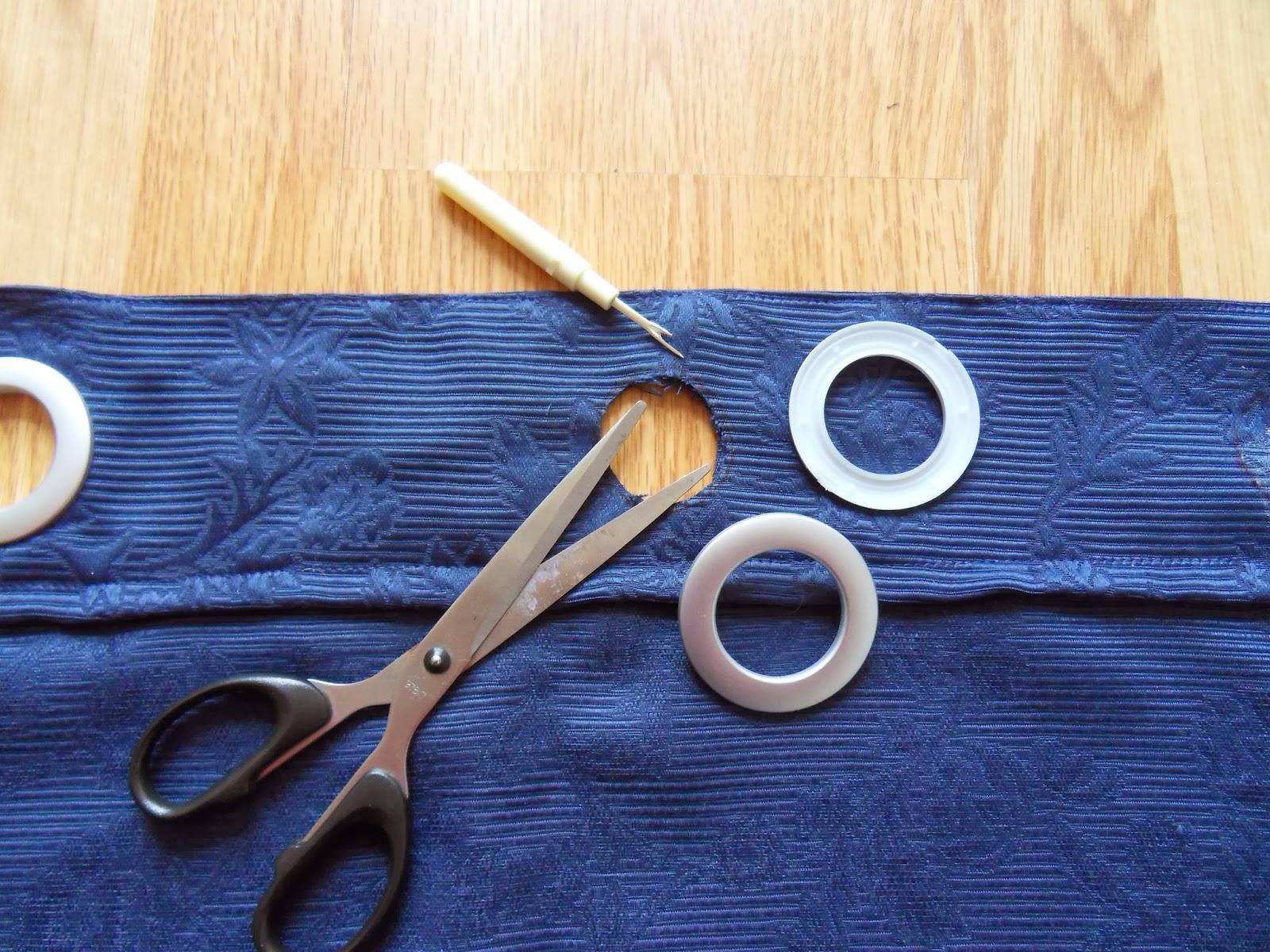 Catching Threads: Gordijnen naaien