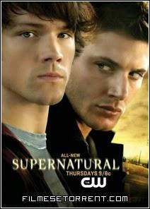 Supernatural 3 Temporada Torrent HDTV