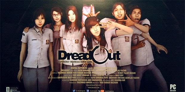 Download Game DreadOut, Game Horror Asli Indonesia