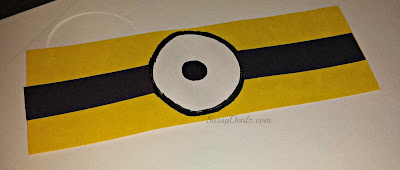 despicable me minion drawing for water bottle craft