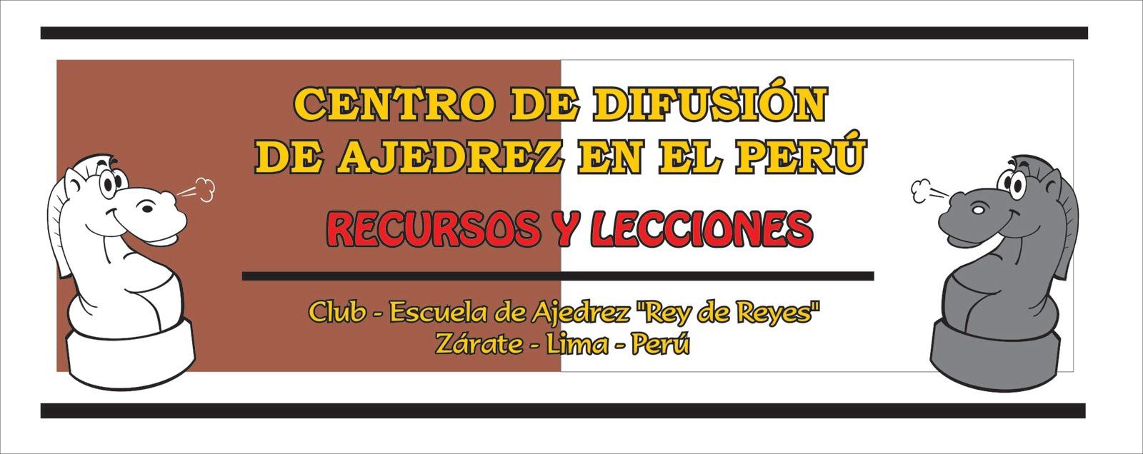 DESCARGAS DE RECURSOS DE AJEDREZ