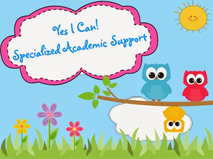 Yes I Can! Specialized Academic Support