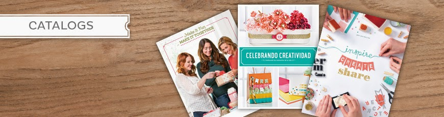Stampin' Up! Catalogs!