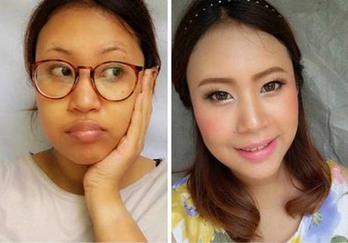 Sau những tấm hình này nhiều người có thể đã mất niềm tin vào dung nhan của những cô gái vô cùng xinh đẹp và quyến rũ trên mạng xã hội.