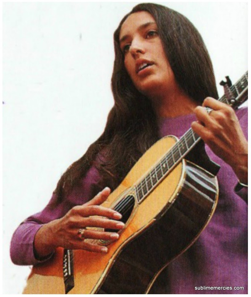 Sublime Mercies: Women Folk Singers and Hippie Dystopia: a ...