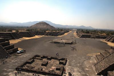 Algunos enigmas en torno a TEOTIHUACÁN Teotihuacan+enigmas
