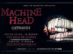 Machine Head @ Coliseu do Porto