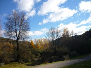 Blog Go Tandem - paisaje otoñal