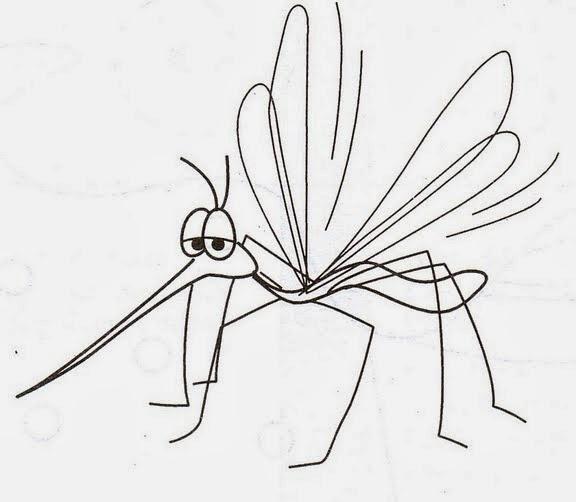 mimos e encantos da educaÇÃo desenhos para colorir dengue