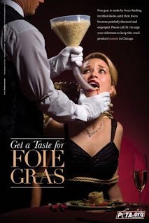Foie Gras: Stop Force Feeding!