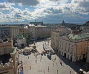 Krakow Historical City Centre