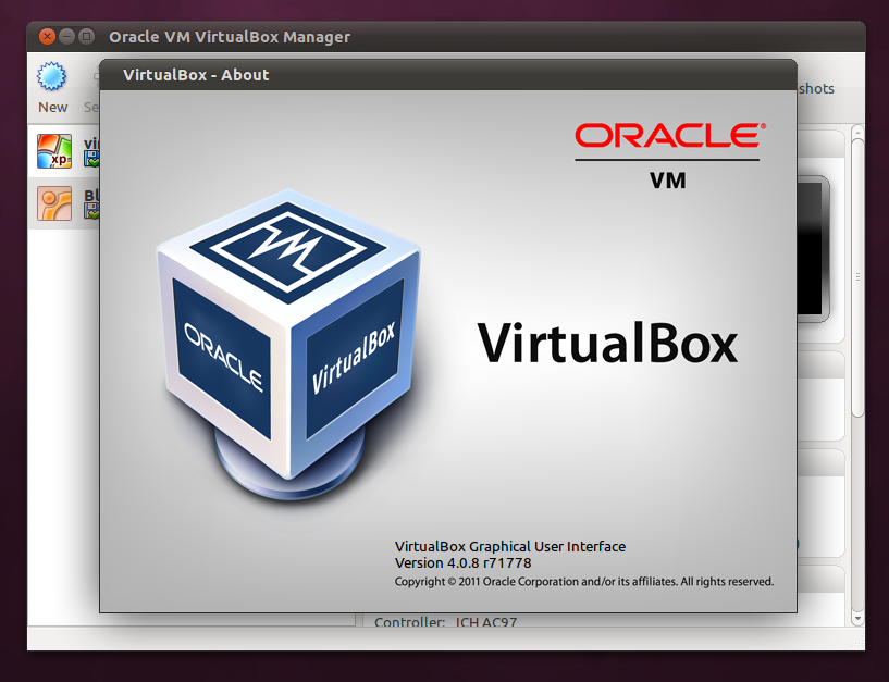 VirtualBox 4.0.8 di Ubuntu 11.04 Natty Narwhal