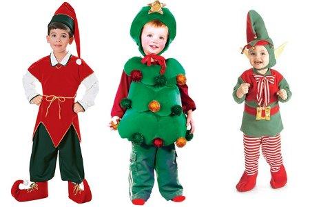 Rincon del amor navidad - Disfraces para ninos de navidad ...