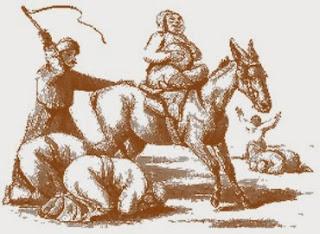 L'asino dei galli di Cibele (Fedro)
