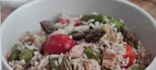 Recetas para tu thermomix desde canarias ensalada de - Ensalada de arroz con atun ...
