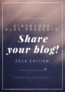 ✿ Share your blog!