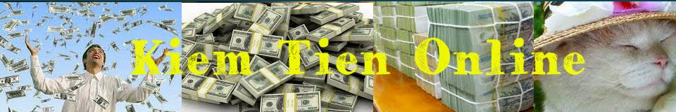 Kiếm Tiền Với Adsense - Kiếm Tiền Online
