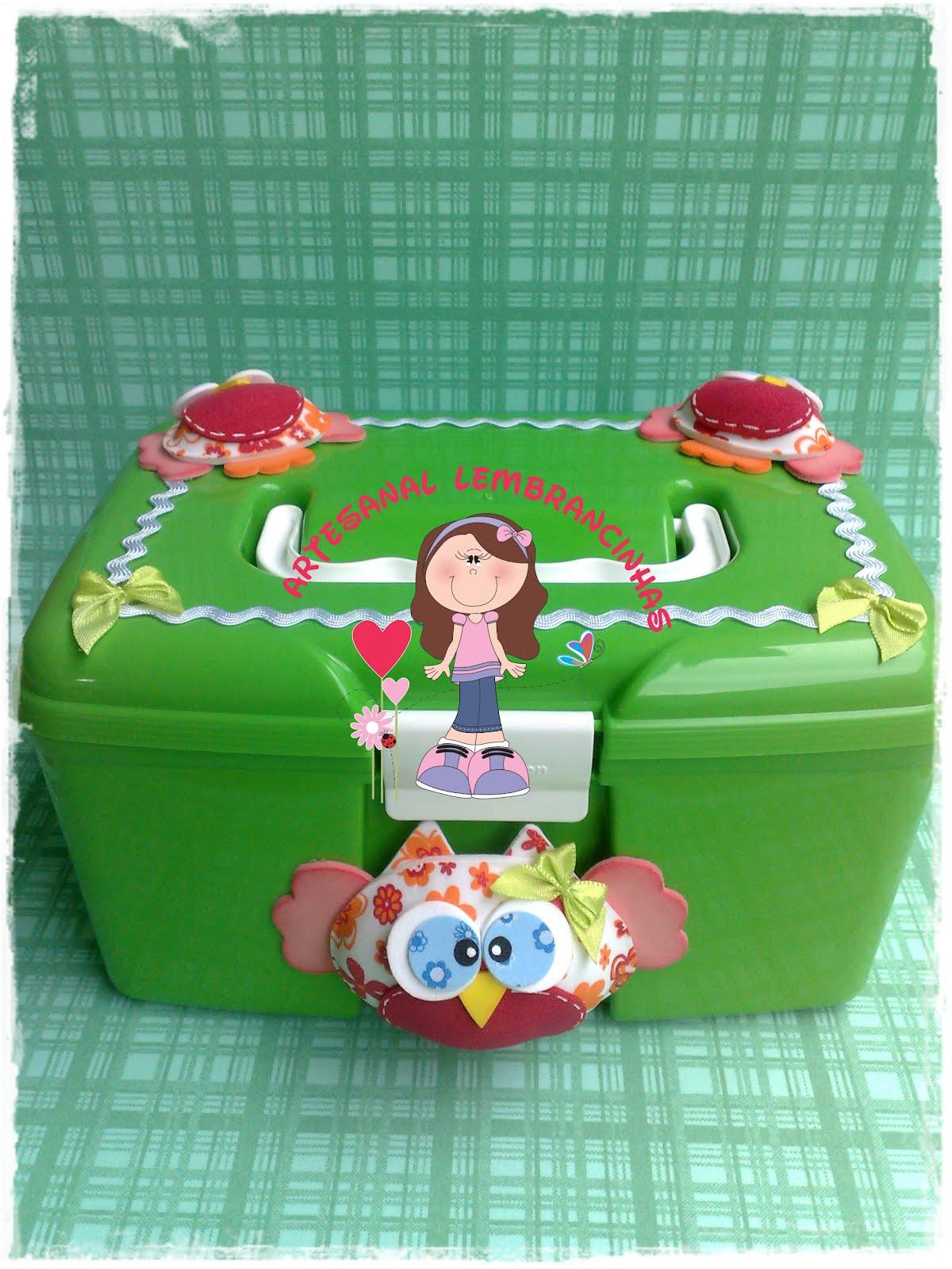 artesanal lembrancinhas maletas decoradas