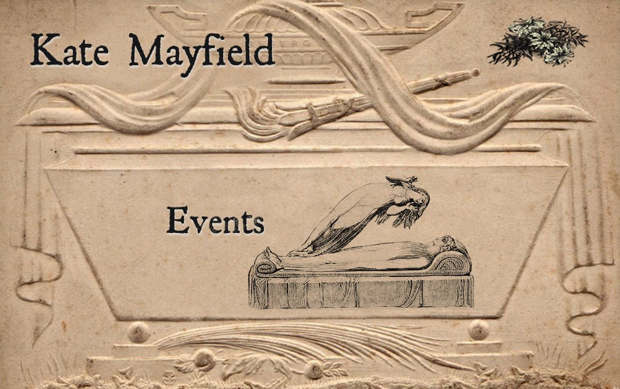 Kate Mayfield Events