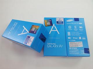 أولى الصور و المعلومات عن هاتف غالاكسي A7 الجديد
