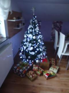 Życzenia świąteczne i prezenty