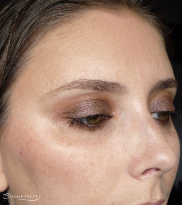 Giorgio Armani Eye Tint in 10 Senso - cream eyeshadow: worn on eyes swatch