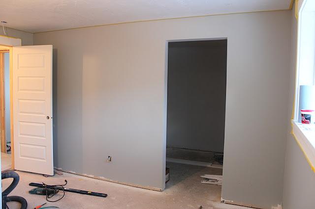 evolution of a master bedroom. Black Bedroom Furniture Sets. Home Design Ideas