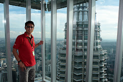 Level 86 menara Petronas